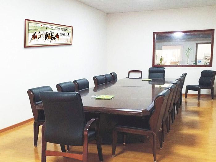 精量衡器公司会议室