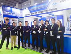 【精量衡器】2018年3月广州包装工业展业务精英合照