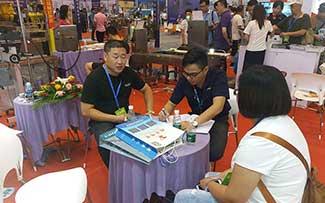 中山精量2018青岛国际食品机械展圆满成功