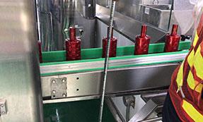 称重设备酒产品检重的成功应用案例
