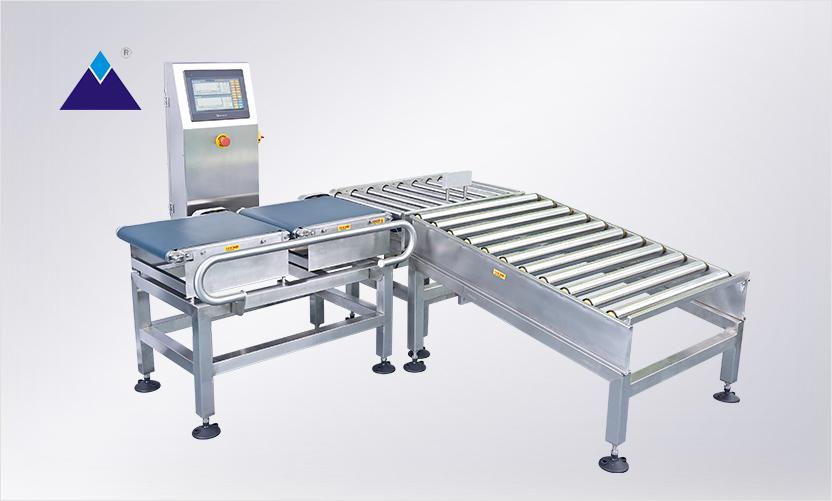 大量程重量检测机