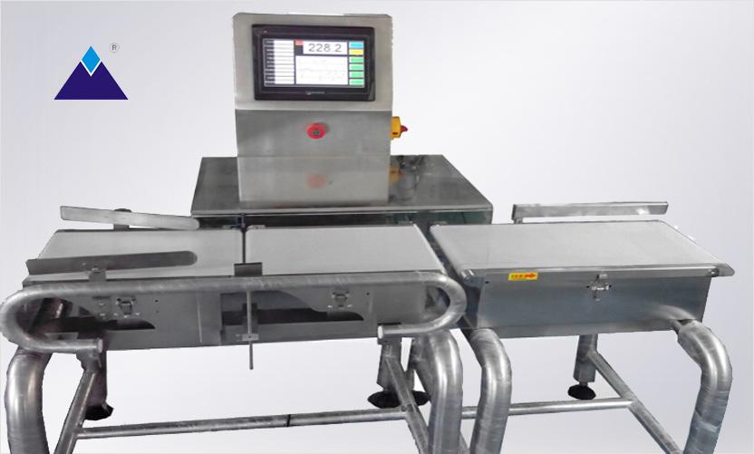 豆制品自动检重设备