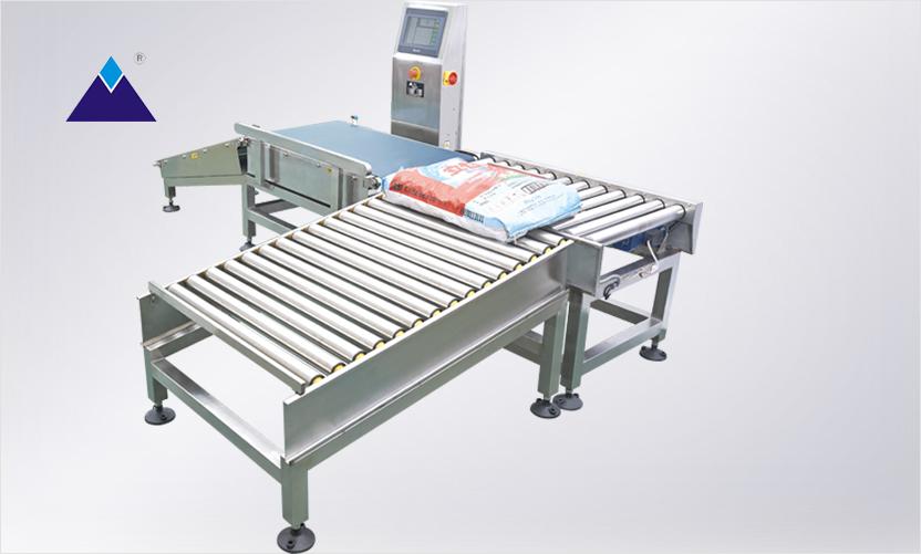 袋装立白洗衣粉重量检测机
