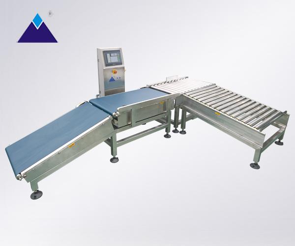 非标定制箱装重量检测机