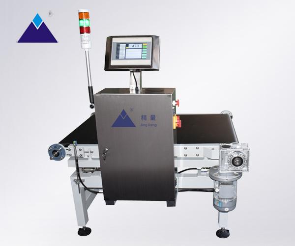 饲料检重机 大量程重量检测机